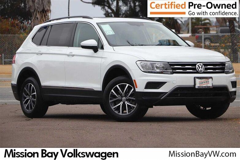 2020 Volkswagen Tiguan 2.0T SE 4 MOTION W/ PANO ROOF San Diego CA