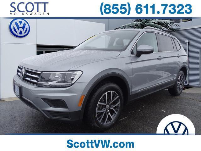 2020 Volkswagen Tiguan 2.0T SE 4MOTION Providence RI