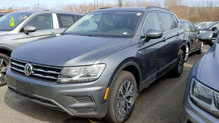 2020 Volkswagen Tiguan 2.0T SE 4MOTION Pittsfield MA