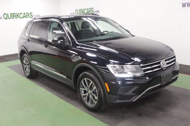 2020 Volkswagen Tiguan 2.0T SE 4MOTION W/ PANORAMIC SUNROOF 4MOTION Manchester NH