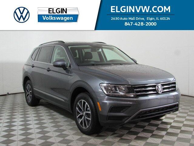 2020 Volkswagen Tiguan 2.0T SE 4Motion Elgin IL