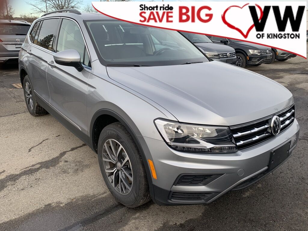 2020_Volkswagen_Tiguan_2.0T SE 4Motion_ Kingston NY