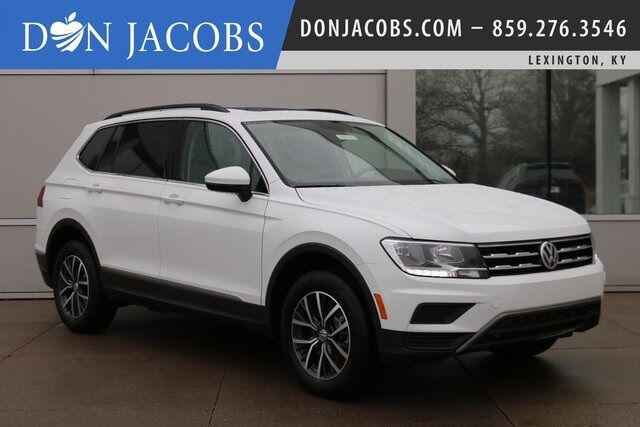 2020 Volkswagen Tiguan 2.0T SE 4Motion Lexington KY
