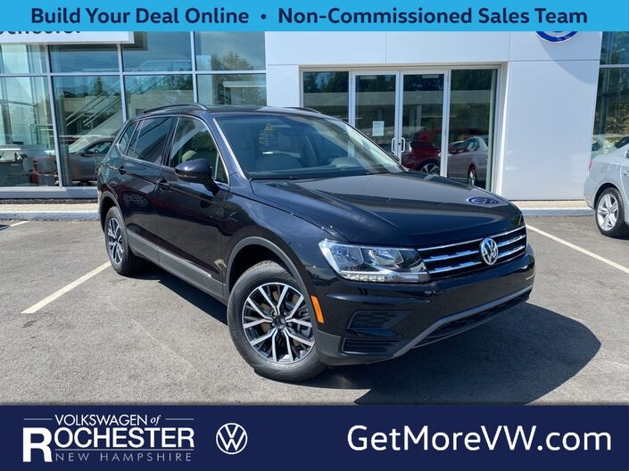 2020 Volkswagen Tiguan 2.0T SE 4Motion Rochester NH
