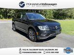 2020 Volkswagen Tiguan 2.0T SE 4Motion Third Row **VW CERTIFIED **