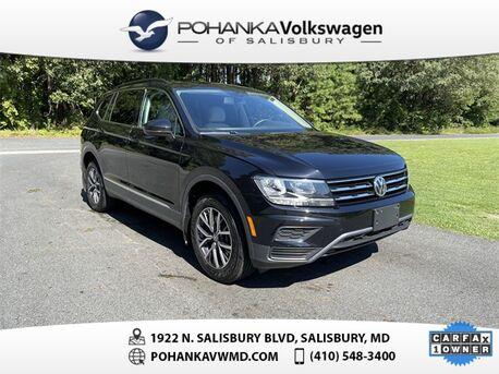 2020_Volkswagen_Tiguan_2.0T SE 4Motion Third Row **VW CERTIFIED **_ Salisbury MD