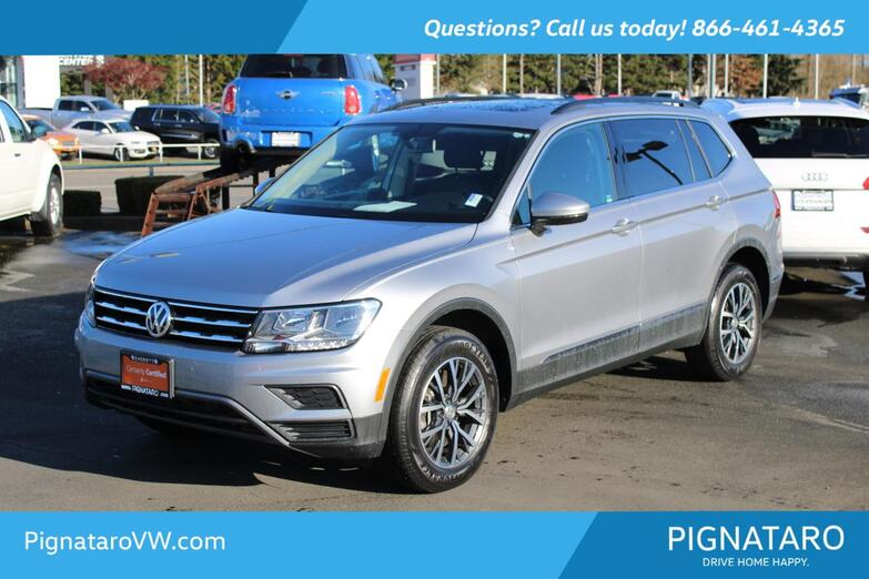 2020 Volkswagen Tiguan 2.0T SE Everett WA
