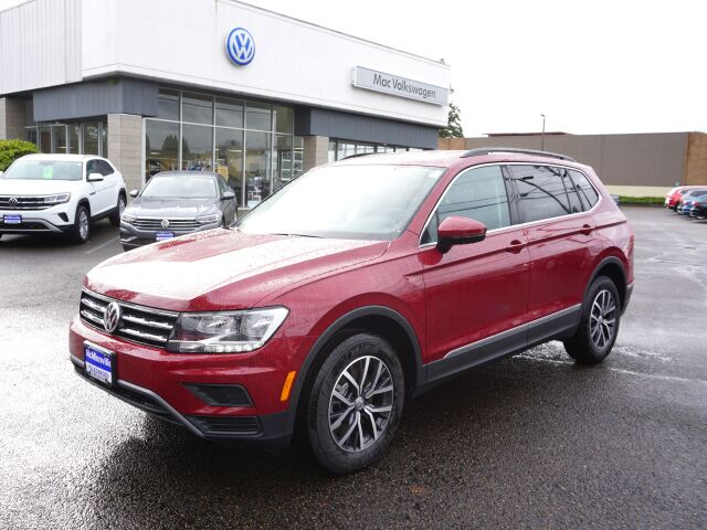 2020 Volkswagen Tiguan 2.0T SE McMinnville OR