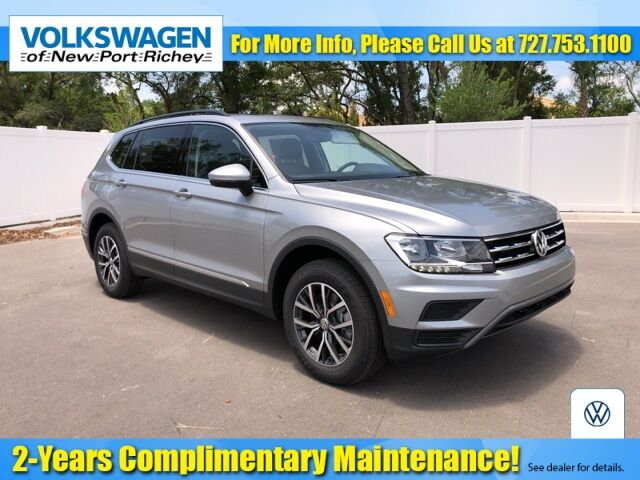 2020 Volkswagen Tiguan 2.0T SE New Port Richey FL