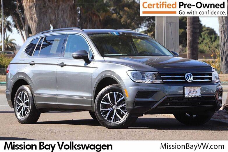2020 Volkswagen Tiguan 2.0T SE PANO ROOF San Diego CA