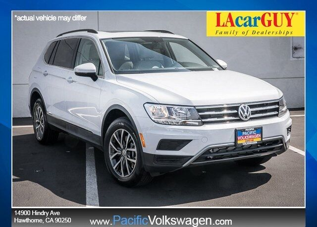 2020 Volkswagen Tiguan 2.0T SE PANORAMIC SUNROOF PACKAGE