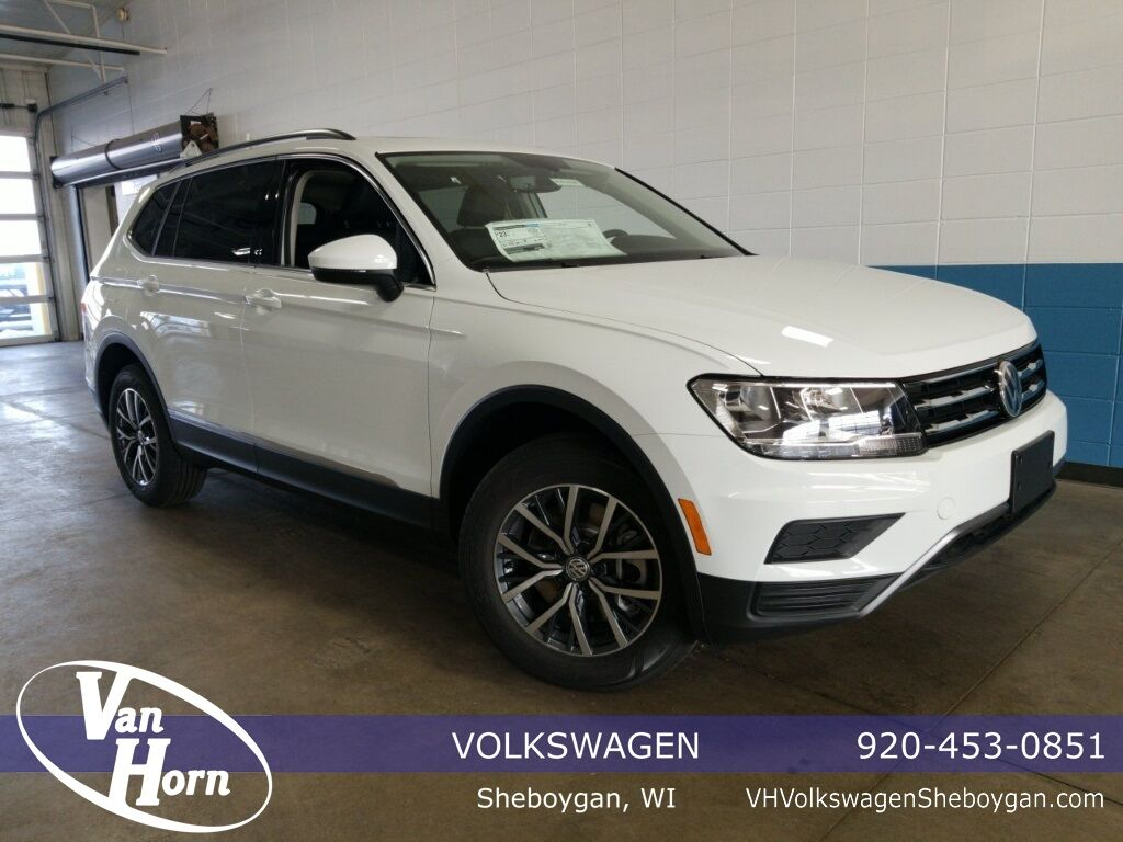2020 Volkswagen Tiguan 2.0T SE Plymouth WI