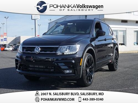 2020_Volkswagen_Tiguan_2.0T SE R-LINE BLACK PACKAGE 4Motion_ Salisbury MD
