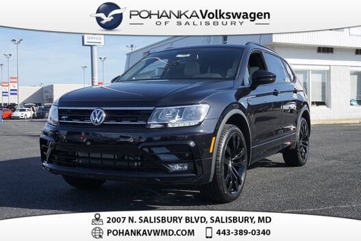 2020_Volkswagen_Tiguan_2.0T SE R-LINE BLACK PACKAGE 4Motion_ Salisbury MD