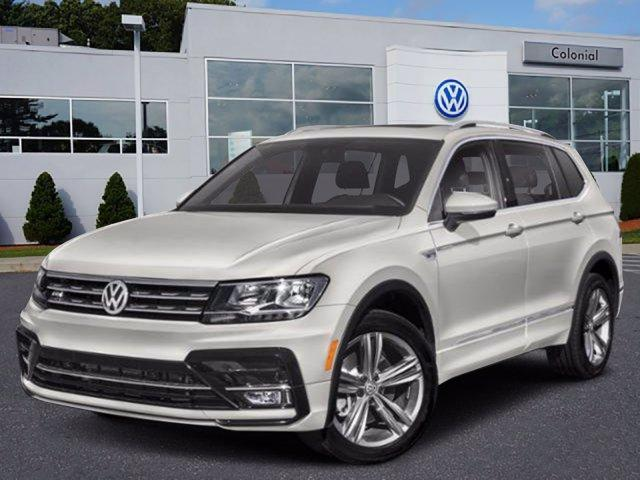 2020 Volkswagen Tiguan 2.0T SE R-Line Black 4MOTION Westborough MA