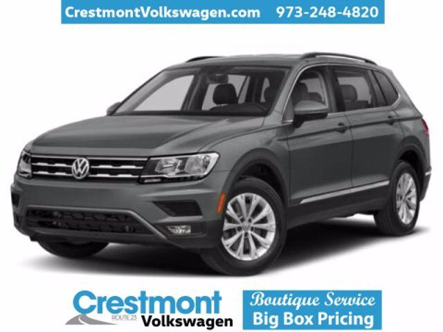 2020 Volkswagen Tiguan 2.0T SE R-Line Black 4MOTION Pompton Plains NJ