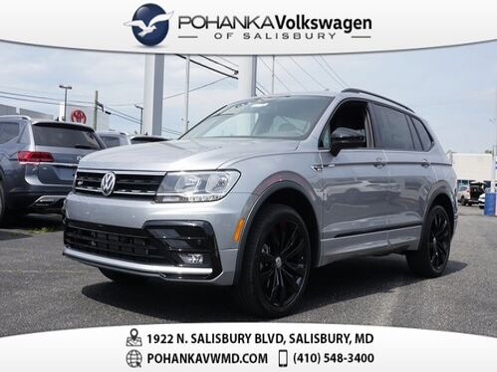 2020_Volkswagen_Tiguan_2.0T SE R-Line Black 4Motion_ Salisbury MD