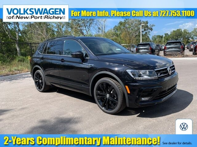 2020 Volkswagen Tiguan 2.0T SE R-Line Black New Port Richey FL