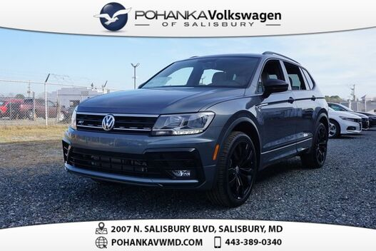 2020_Volkswagen_Tiguan_2.0T SE R Line Black Package 4Motion_ Salisbury MD