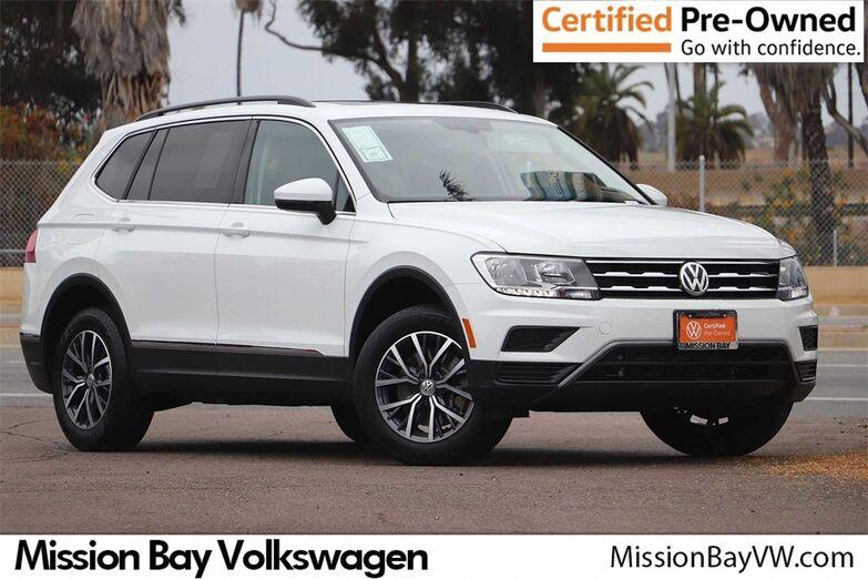 2020 Volkswagen Tiguan 2.0T SE W/ PANO ROOF San Diego CA