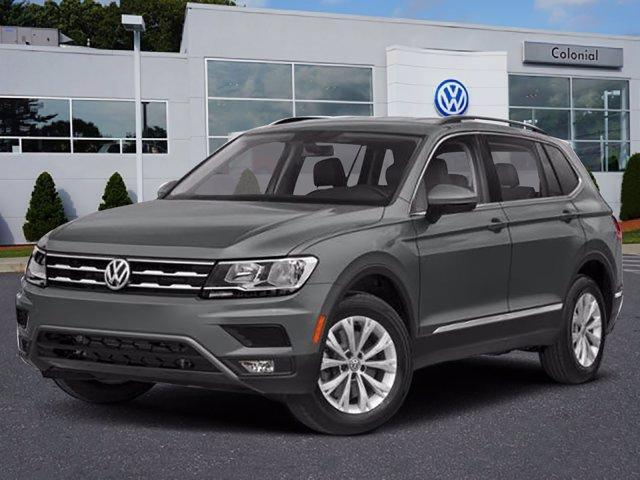 2020 Volkswagen Tiguan 2.0T SEL 4MOTION Westborough MA