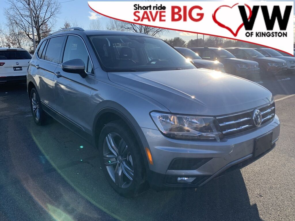 2020_Volkswagen_Tiguan_2.0T SEL 4Motion_ Kingston NY