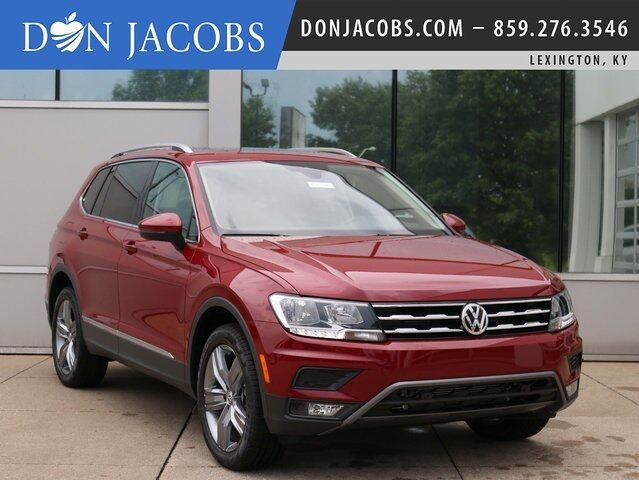 2020 Volkswagen Tiguan 2.0T SEL 4Motion Lexington KY