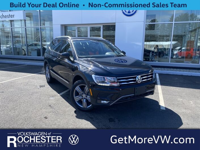 2020 Volkswagen Tiguan 2.0T SEL 4Motion Rochester NH