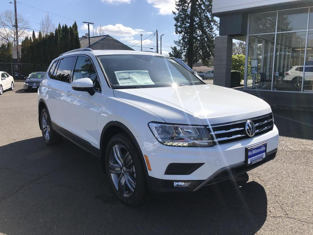 2020 Volkswagen Tiguan 2.0T SEL McMinnville OR