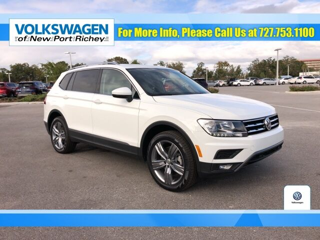 2020 Volkswagen Tiguan 2.0T SEL New Port Richey FL