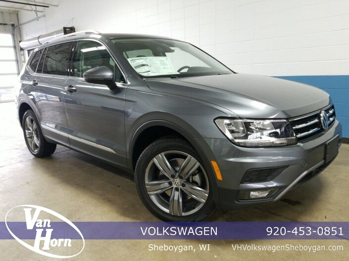 2020 Volkswagen Tiguan 2.0T SEL Plymouth WI