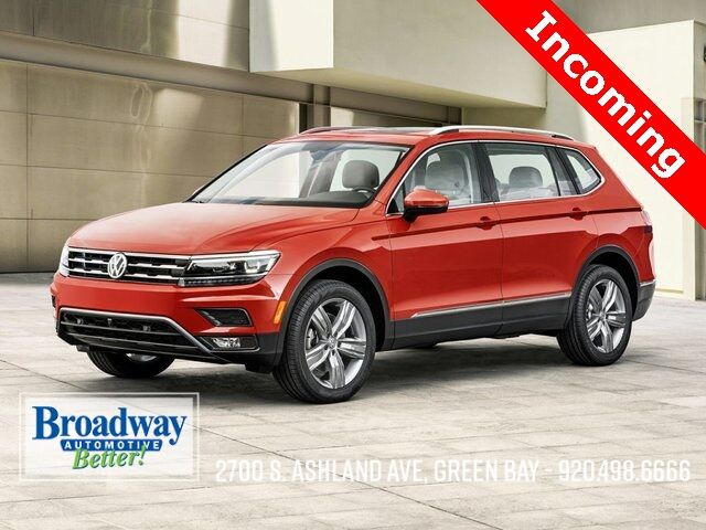 2020 Volkswagen Tiguan 2.0T SEL Premium R-Line 4Motion Green Bay WI