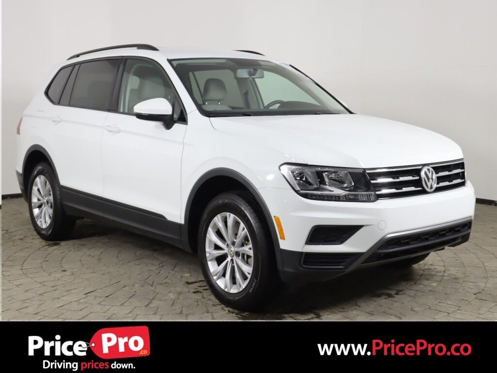 2020 Volkswagen Tiguan 2.0T w/3rd Row Seating Maumee OH