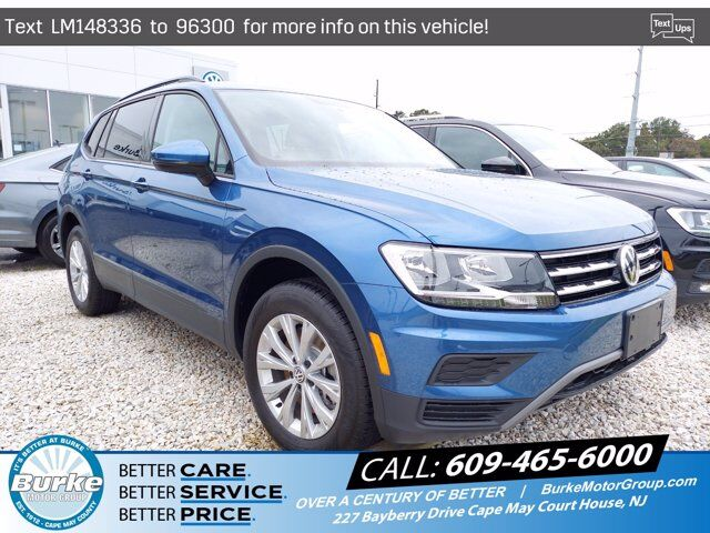 2020 Volkswagen Tiguan S South Jersey NJ