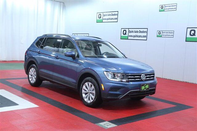 2020 Volkswagen Tiguan S 2.0T S 4MOTION Manchester NH