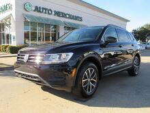 2020_Volkswagen_Tiguan_SE 4Motion AWD. THIRD ROW SEATING, LEATHER SEATS, BLIND SPOT, BACKUP CAMERA, APPLE CAR PLAY/ANDROID_ Plano TX