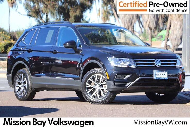 2020 Volkswagen Tiguan SE PANO ROOF 4Motion San Diego CA