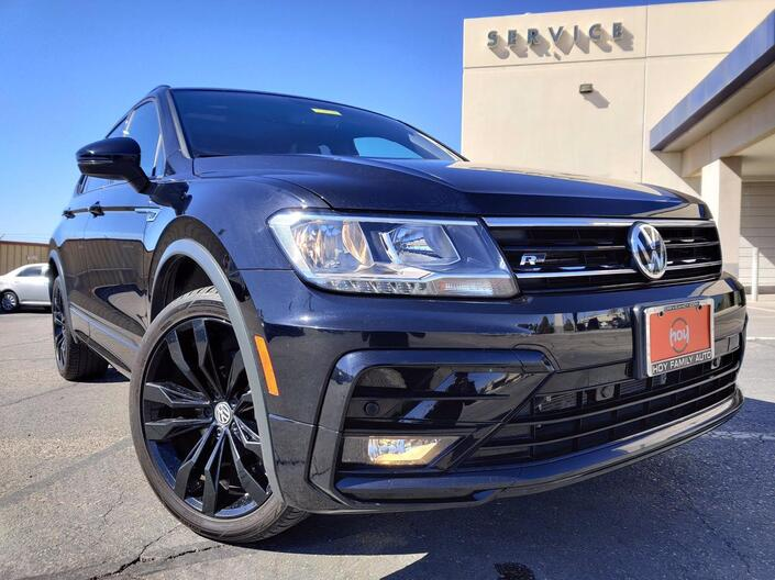 2020 Volkswagen Tiguan SE R-Line Black 4MOTION® El Paso TX