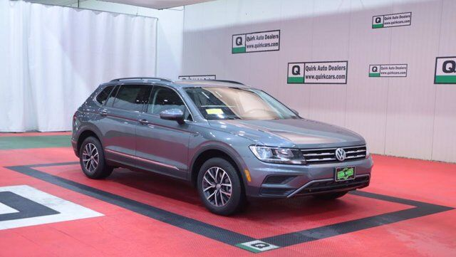 2020 Volkswagen Tiguan SE Sunroof and 3rd row seating Braintree MA
