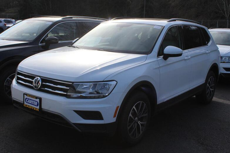 2020 Volkswagen Tiguan SE W/ MOONROOF & 3RD ROW Seattle WA
