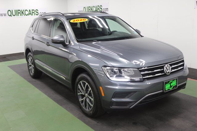 2020 Volkswagen Tiguan SE W/ PANORAMIC SUNROOF Manchester NH