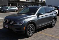 Volkswagen Tiguan SE w/Moonroof/3rd Row 2020