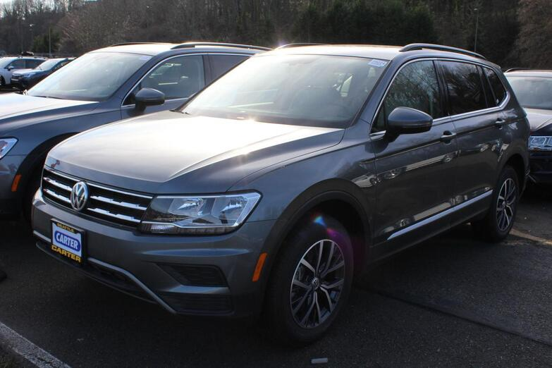2020 Volkswagen Tiguan SE w/Moonroof/3rd Row Seattle WA