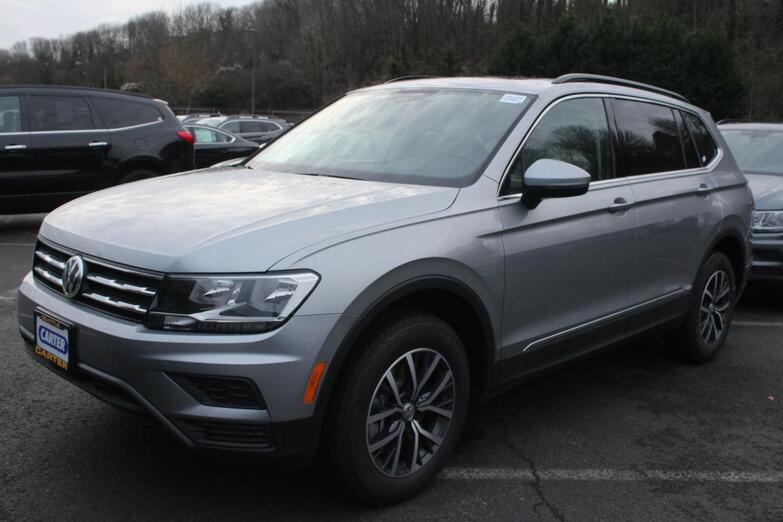 2020 Volkswagen Tiguan SE w/Moonroof Seattle WA