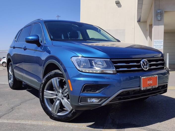 2020 Volkswagen Tiguan SEL 4MOTION® El Paso TX