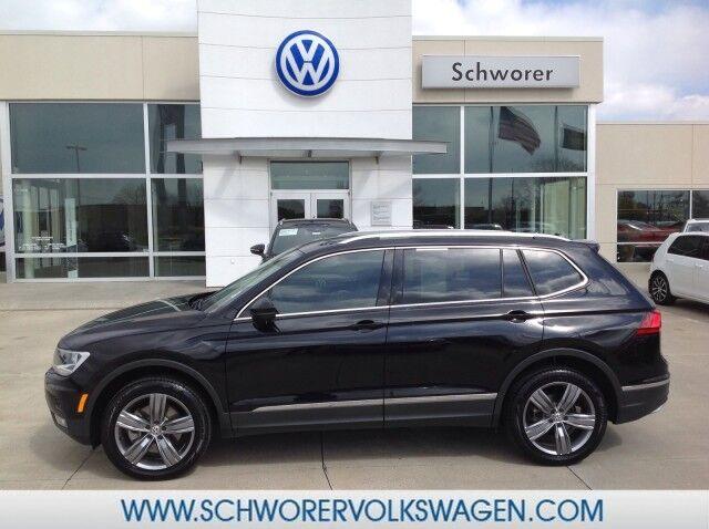 2020 Volkswagen Tiguan SEL Lincoln NE