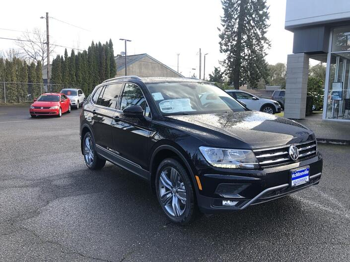 2020 Volkswagen Tiguan SEL McMinnville OR