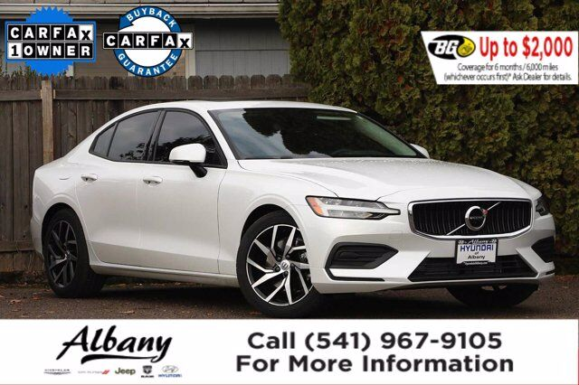 2020 Volvo S60 Momentum Albany OR