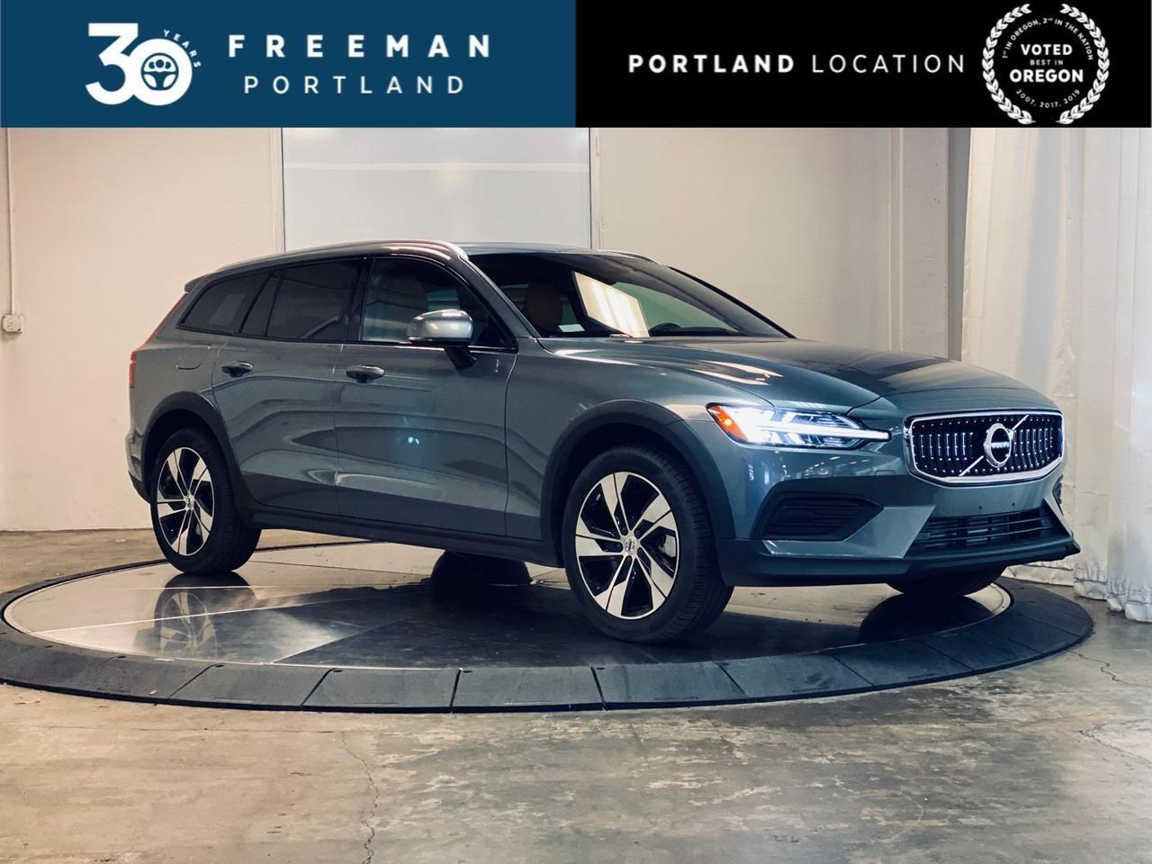 2020 Volvo V60 Cross Country AWD Blind Spot Assist Panoramic Portland OR