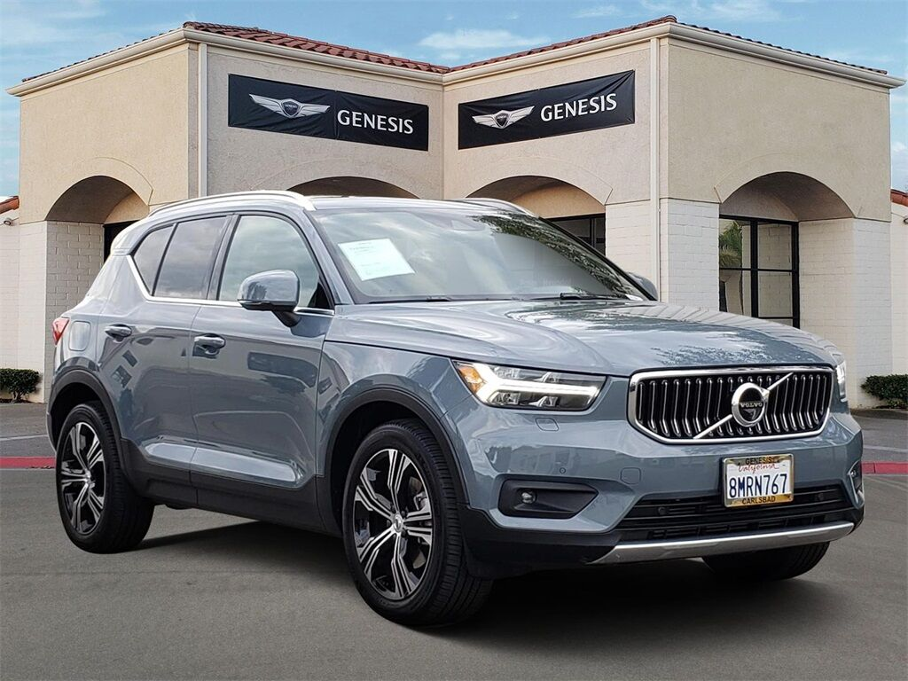 2020 Volvo XC40 T4 Inscription Carlsbad CA